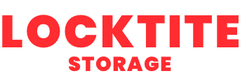 Locktite Storage Logo